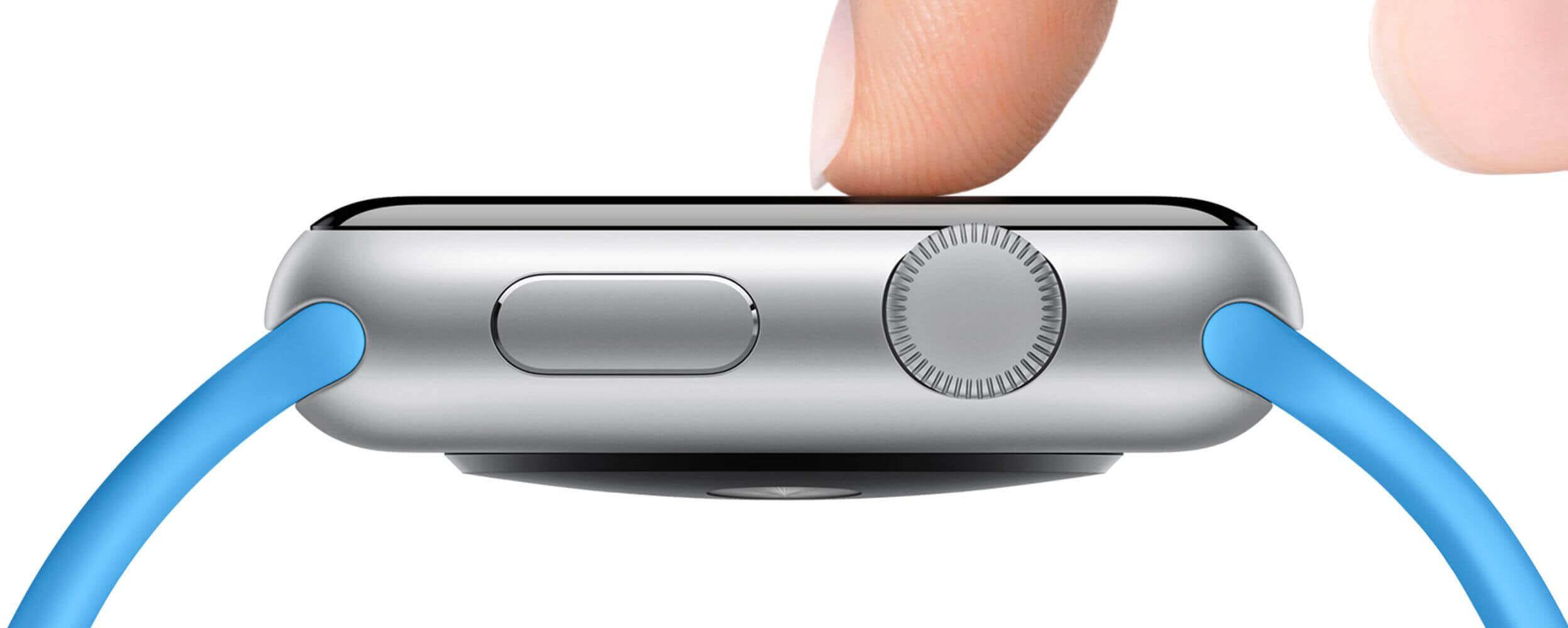 Apple-Watch-UI Design