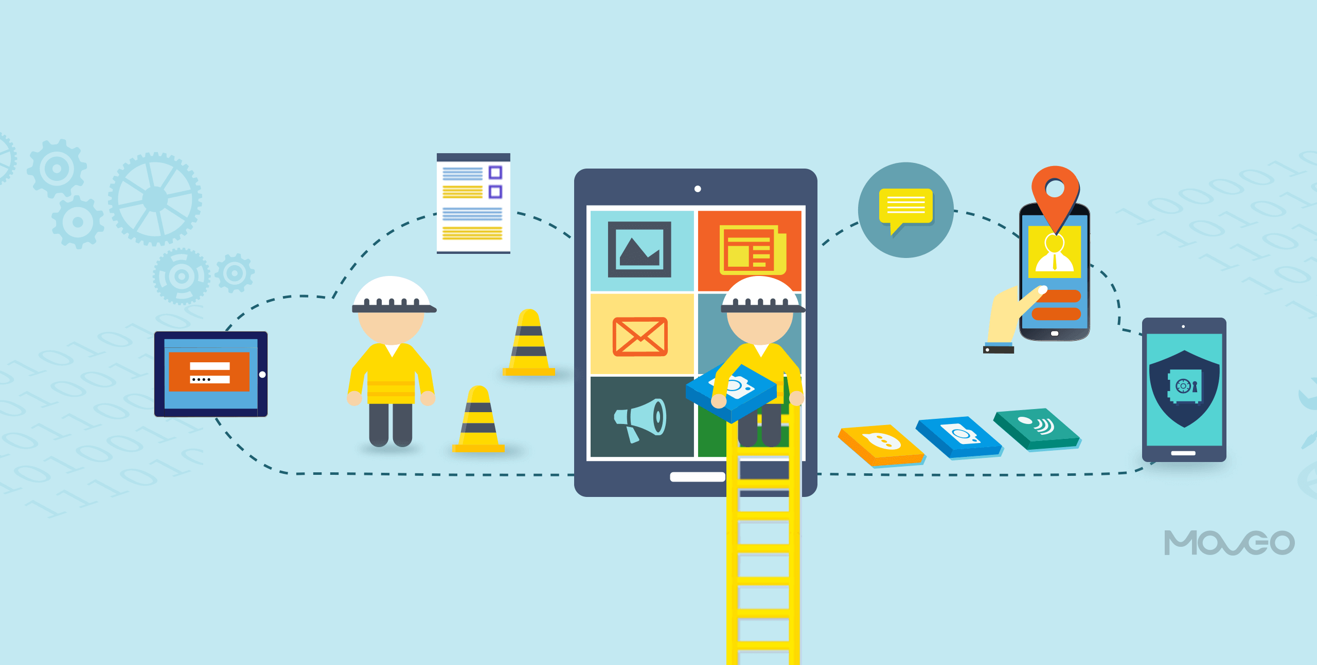 6 Trends That Will Shape Mobile App Development This Year