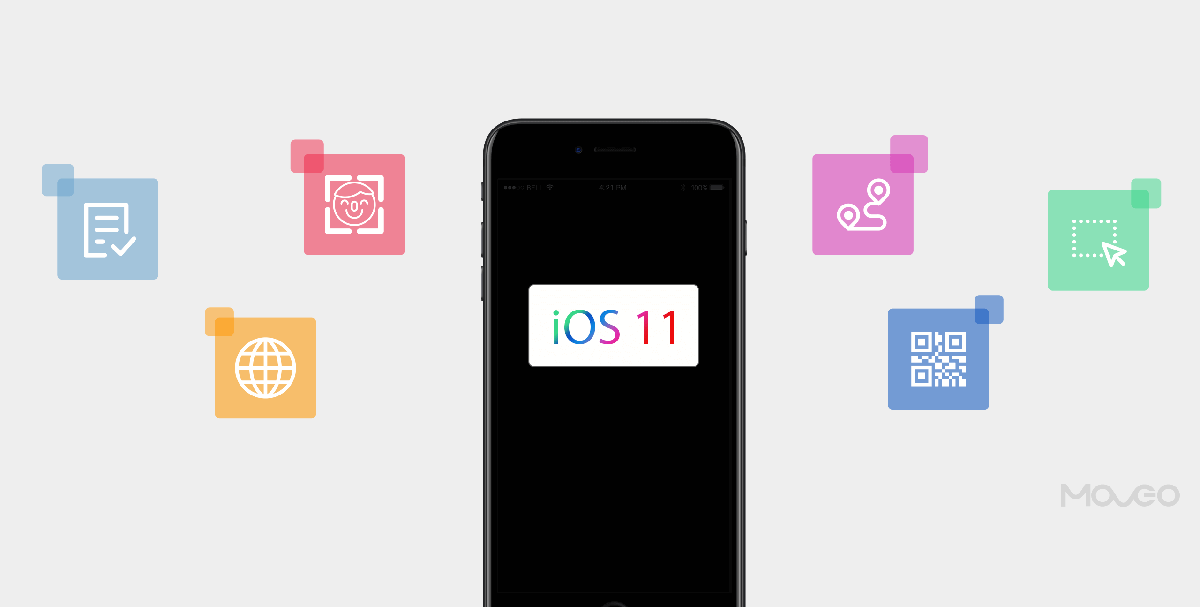 Apple Releases iOS 11 – Here Are 10 Features iPhone App Developers