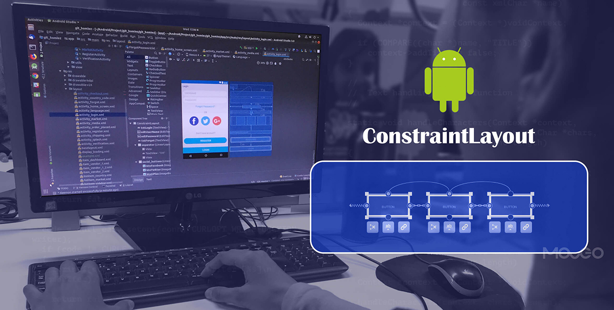 ConstraintLayout for Faster Better UI Design