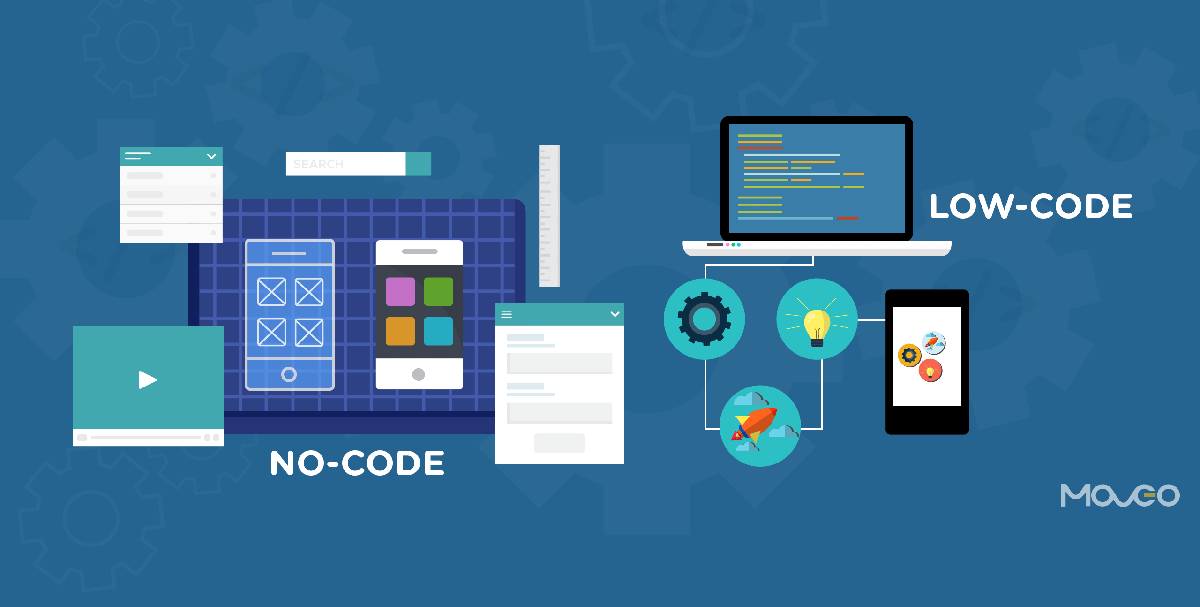 No-Code App Development – What to Expect From 'Disruptive' No-Code and Low-Code Platforms