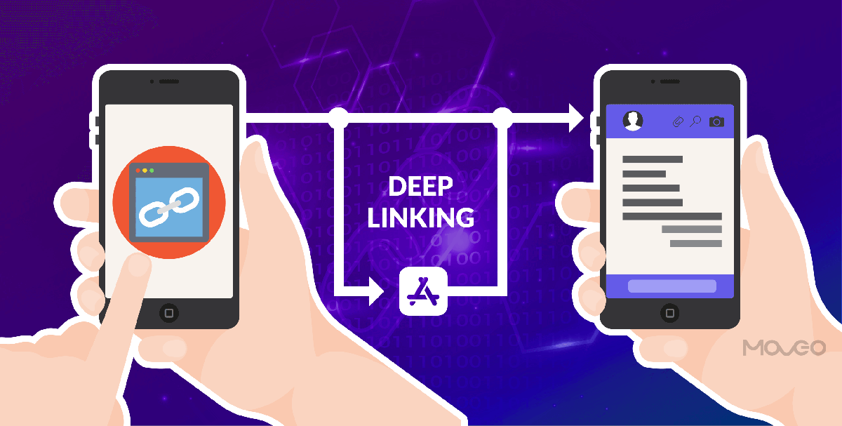 integrate deep links to powercharge your app engagement