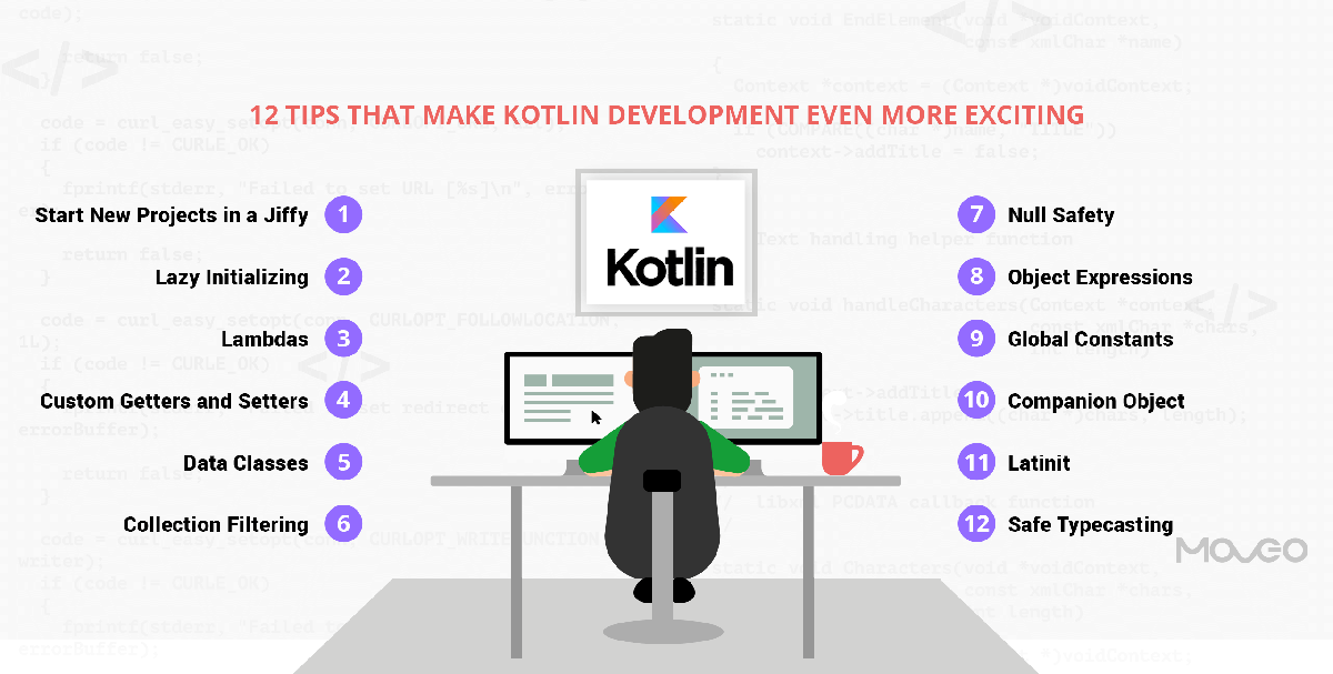 12 tips that make kotlin development even more exciting