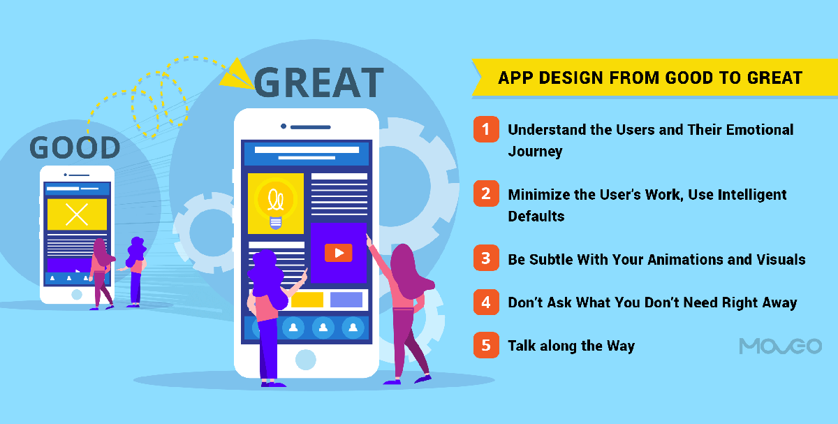 how to take your app design from good to great
