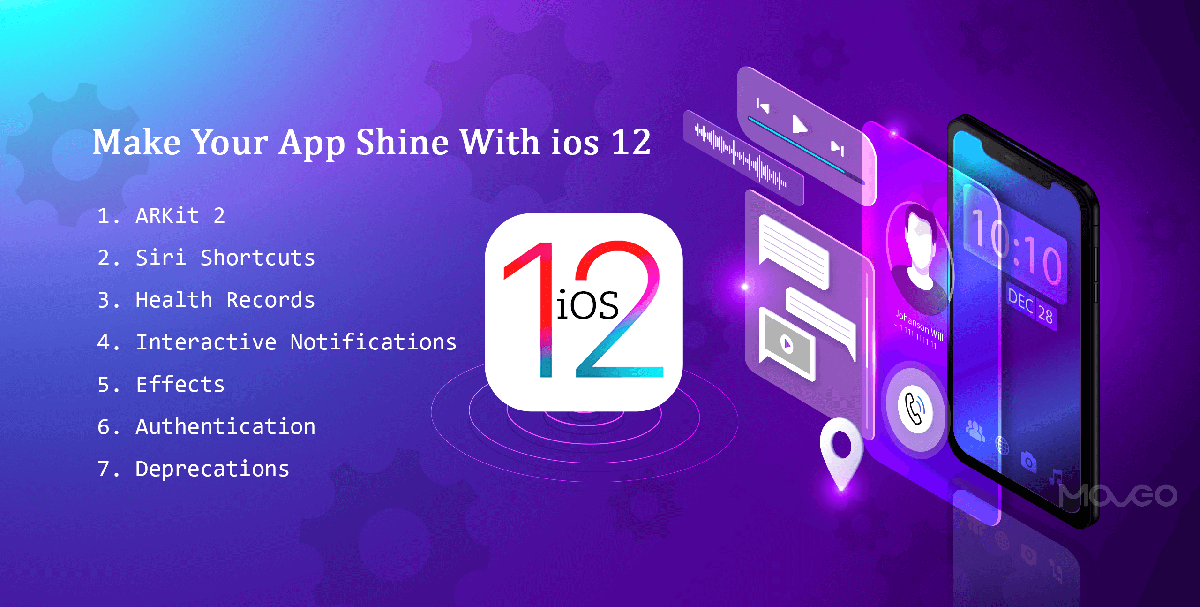 7 ways to make your apps shine with the all new ios 12