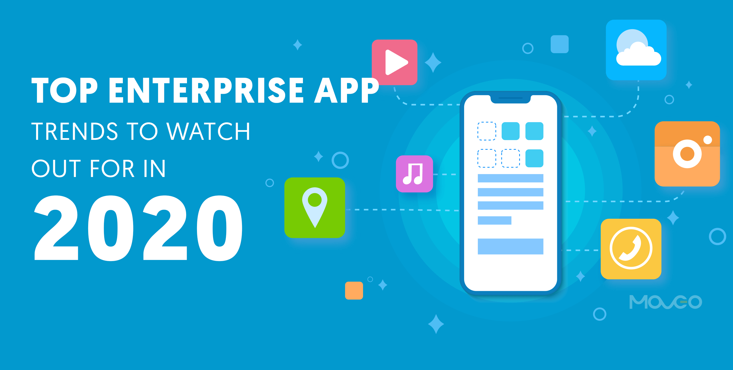 Top Enterprise App Trends to Watch Out For in 2020