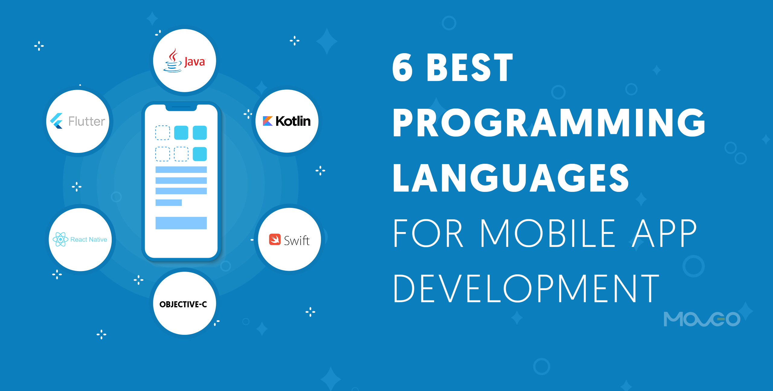 6 Best Programming Languages for Mobile App Development (2020)