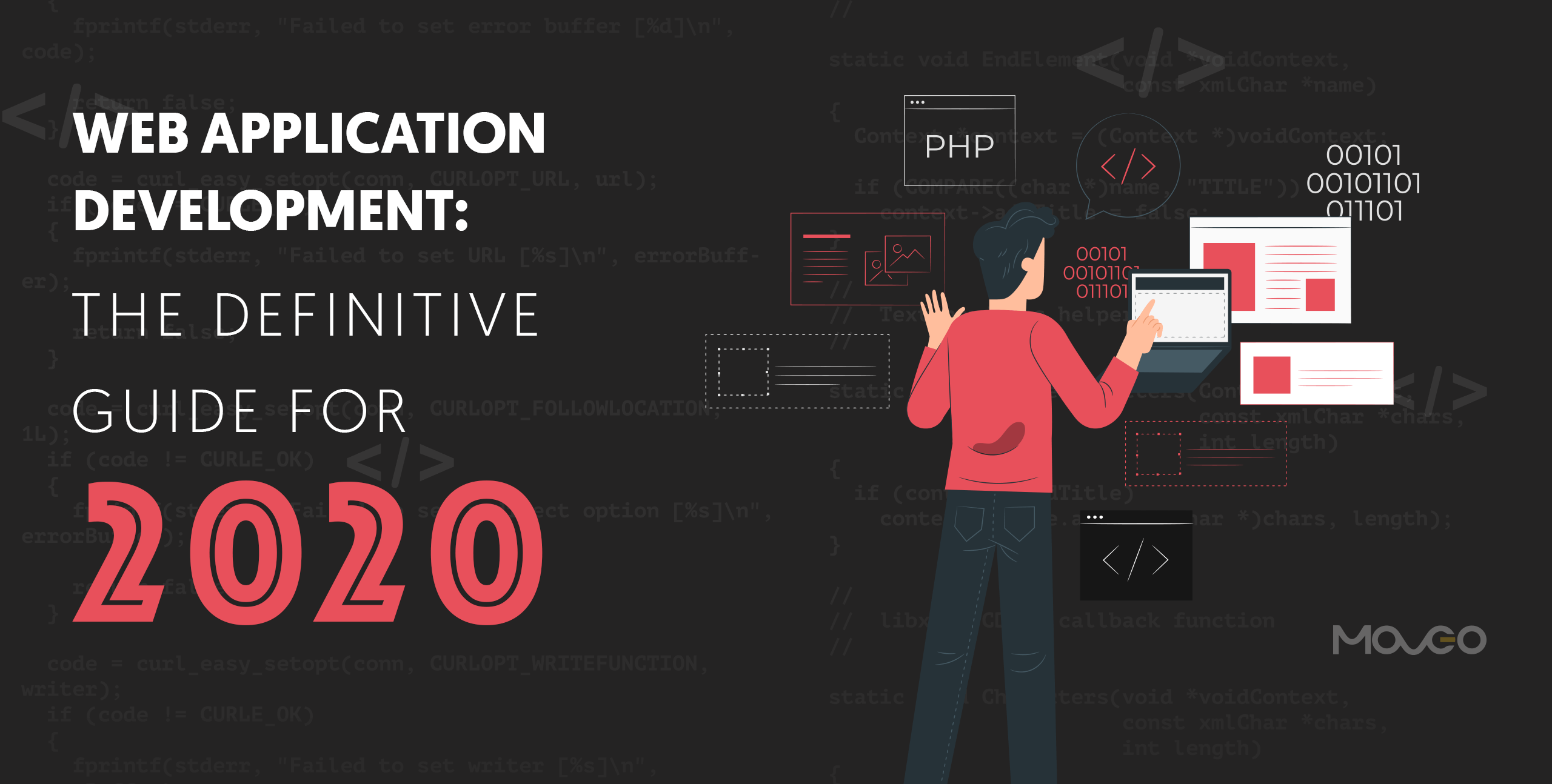 Web Application Development – The Definitive Guide for 2020