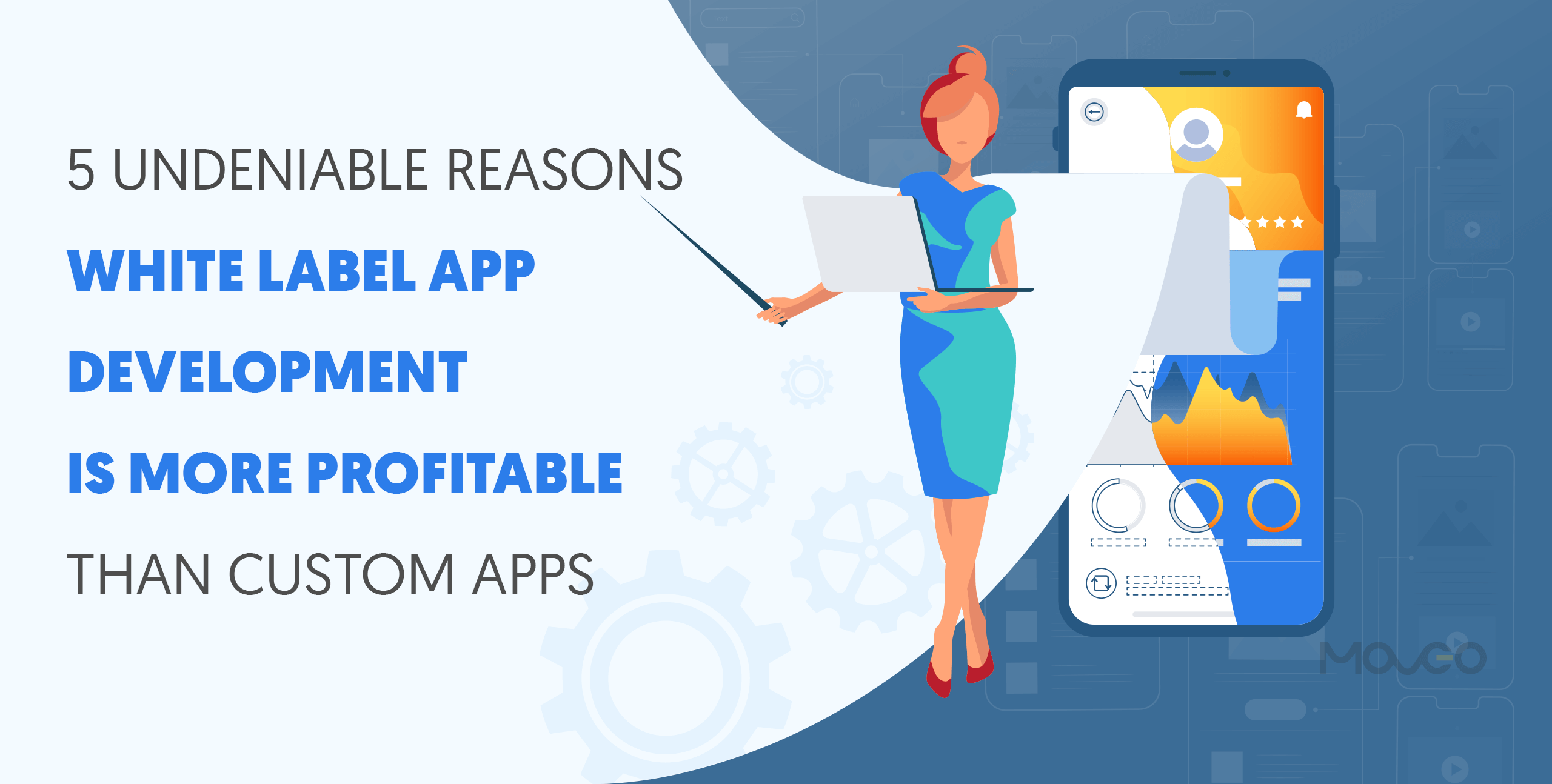 5 Undeniable Reasons White Label App Development Is More Profitable Than Custom Apps