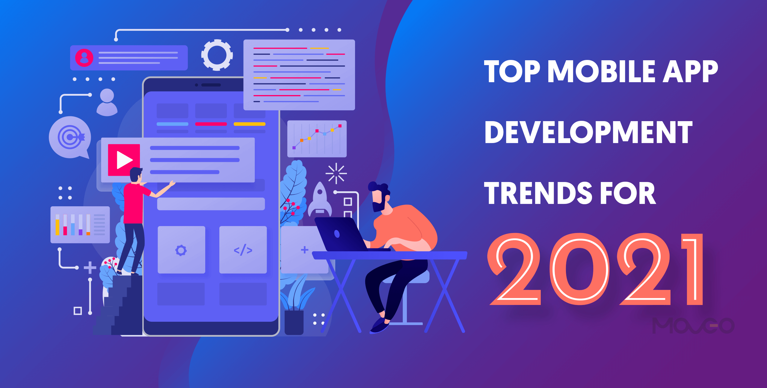 Top Mobile App Development Trends for 2021 – Addressing Challenges Of The New World