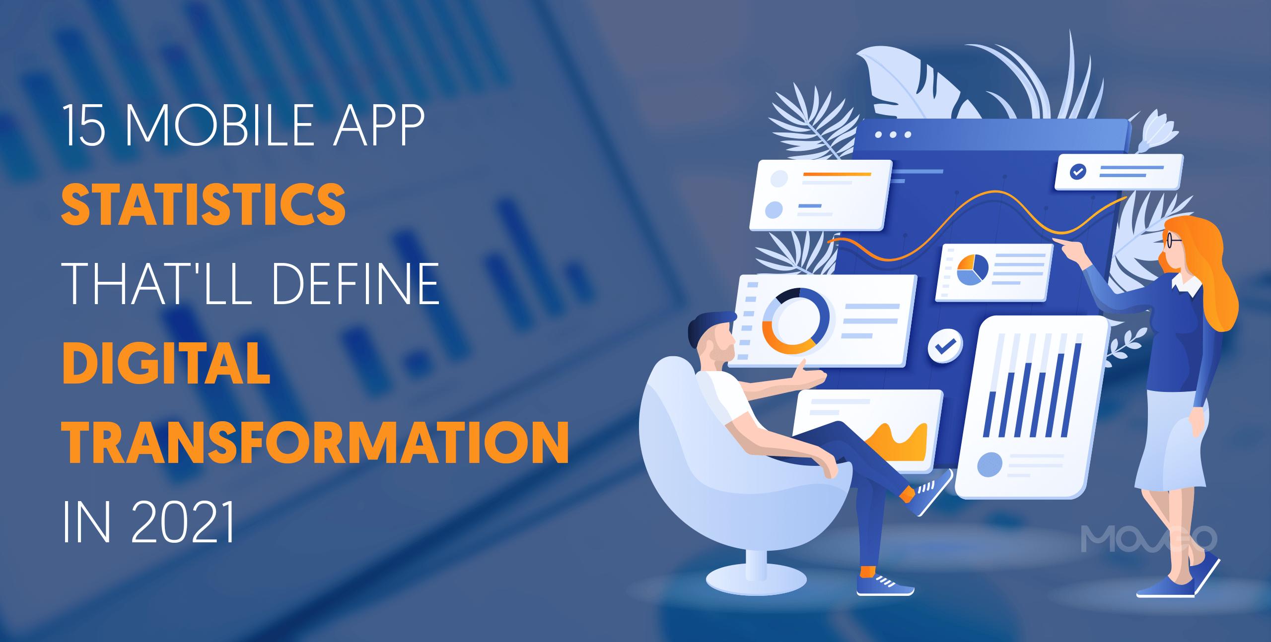 mobile app statistics