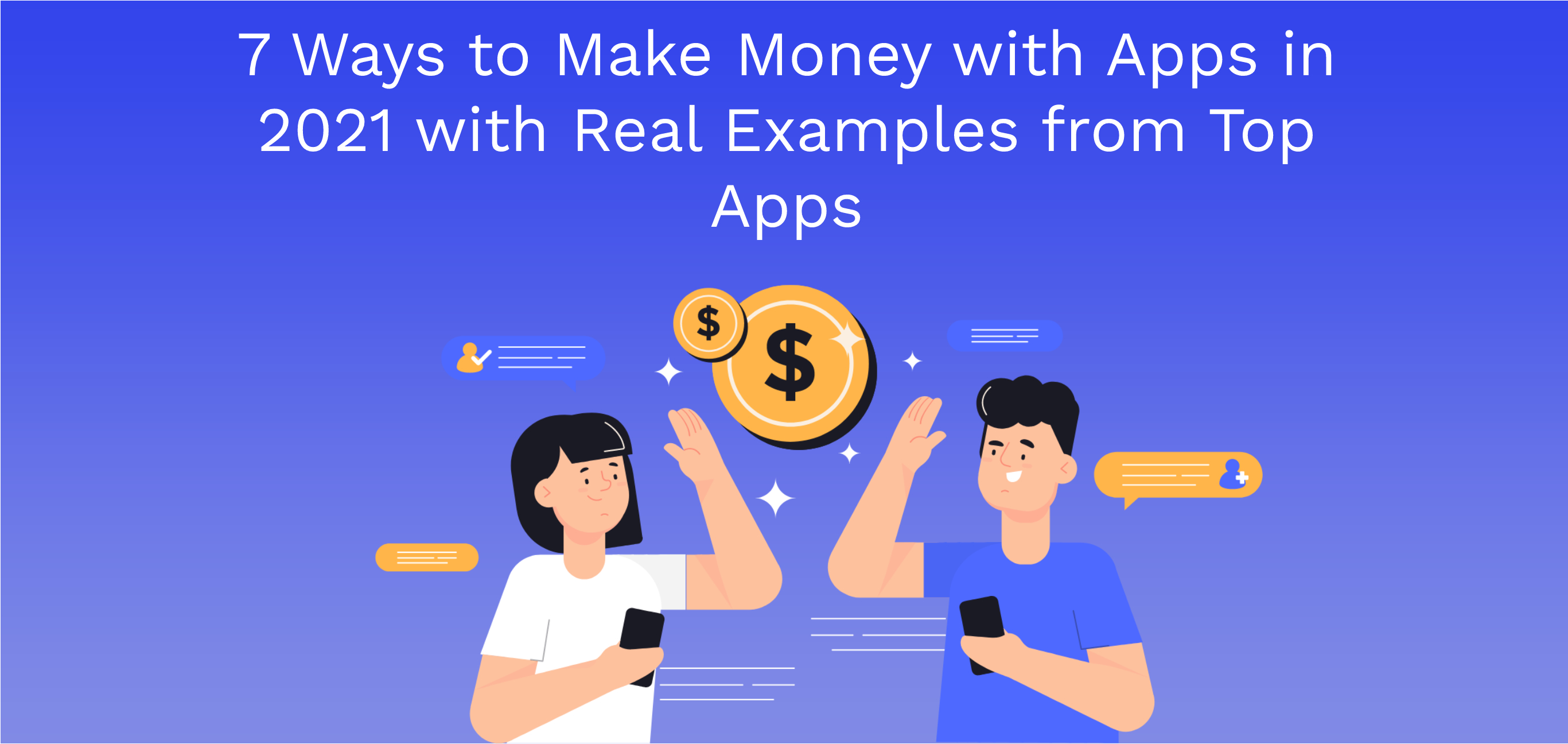 ways to make money with apps